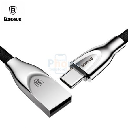 Baseus Zinc Fabric Cloth Weaving Cable USB